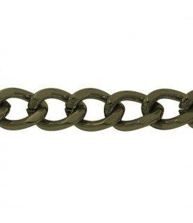 Comprar Cadena Bronce eslabon 7,6 x 5,5 x 1,5 mm de Conideade