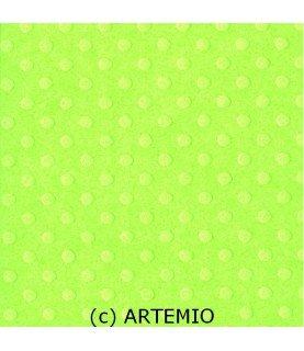 Comprar Papel Básico Bazzil puntos verde claro de Conideade