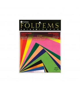 Pack de 55 hojas para origami