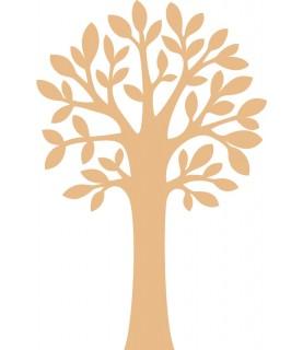 Pack 3 siluetas árbol
