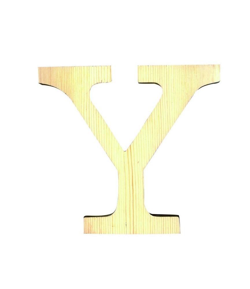 Letras madera Grandes 19 cm