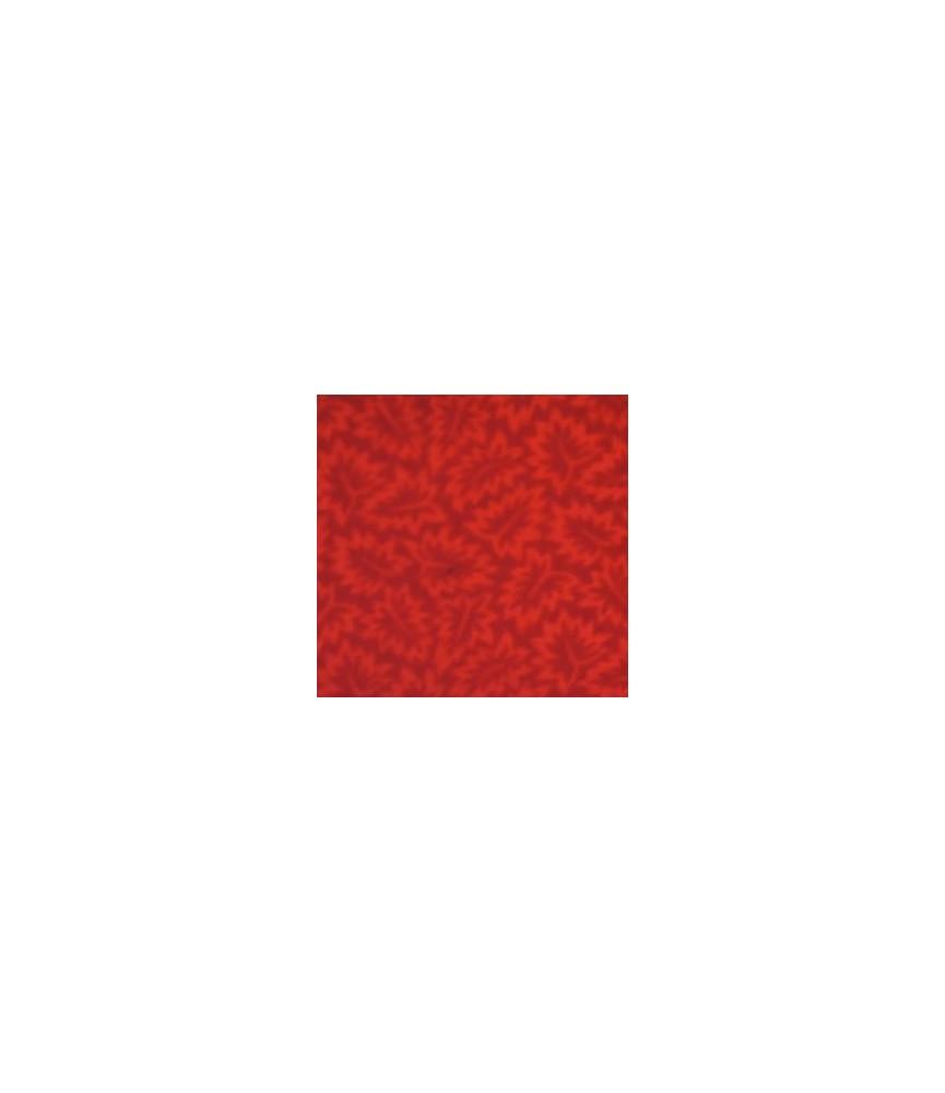 Tela popelin Mod hojas 45x45