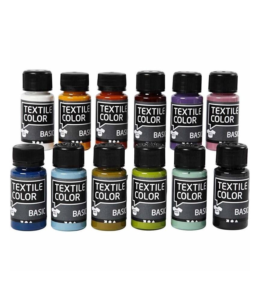 Pintura textil para manualidades