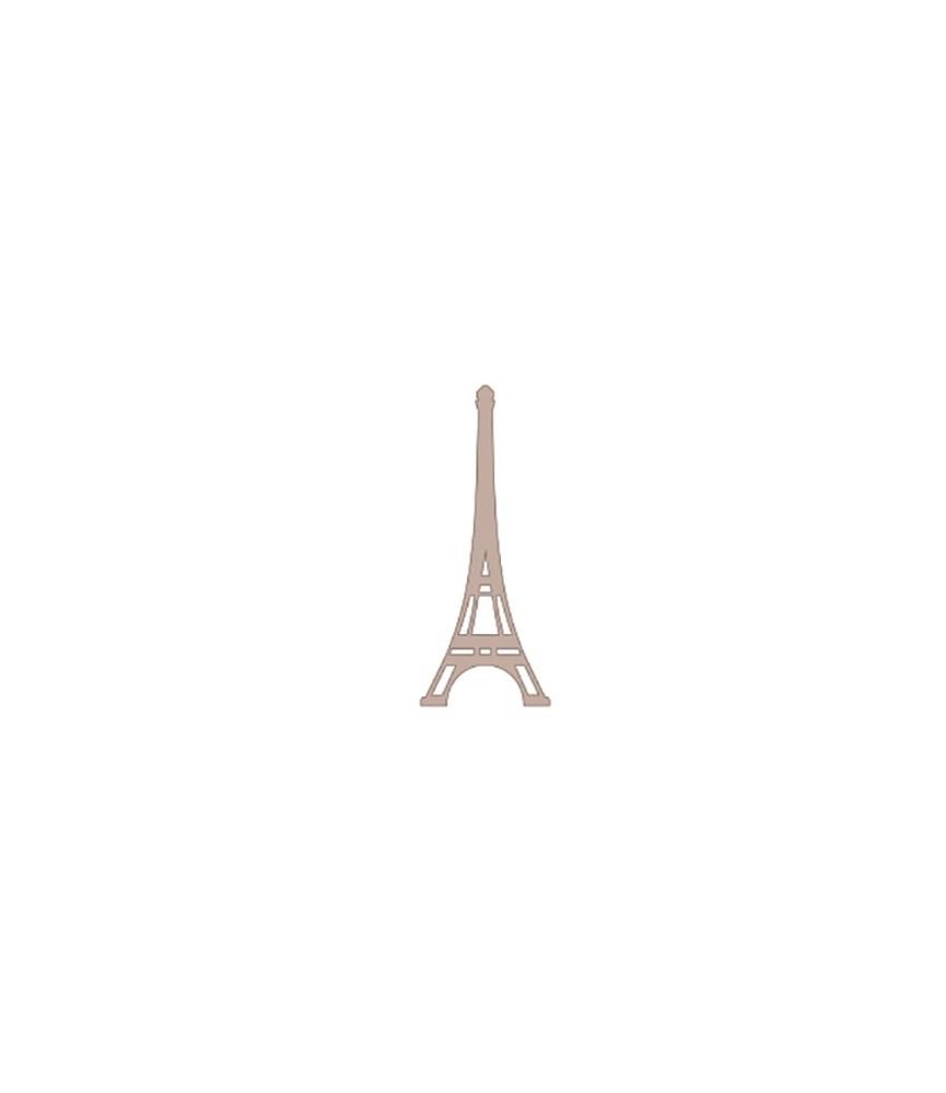 Torre eiffel de cartón