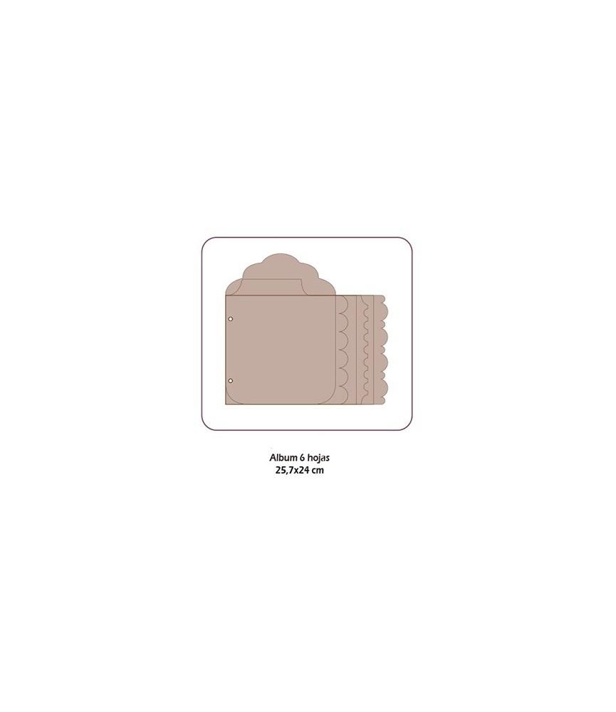 Album cartón marinero