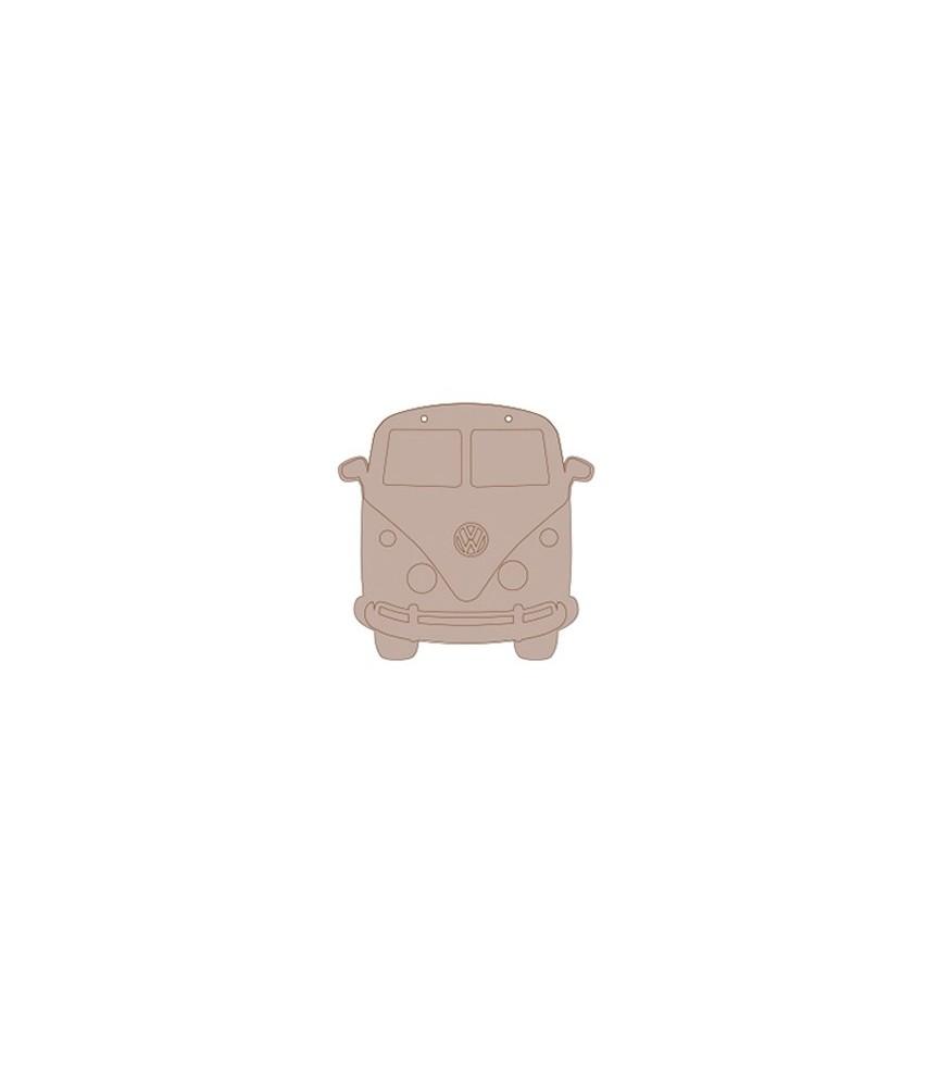 Albúm de cartón furgoneta 18x18