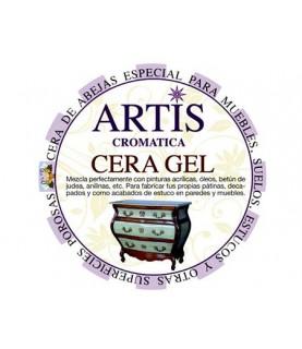 Comprar Cera gel Artis Incolora 125ml de Conideade