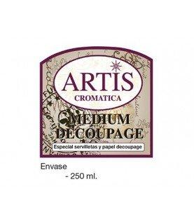 Comprar Medium Decoupage Artis 250 ml de Conideade