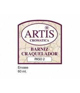 Barniz Craquelador Paso2 60 ml