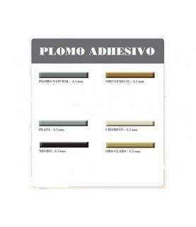 Comprar Rollo de 10m plomo adhesivo 4,5mm de Conideade
