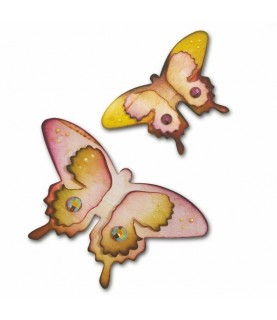 Troquel Sizzix Bigz Mariposas