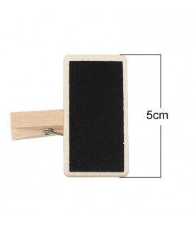 Comprar Mini pinza pizarra rectangular de Conideade