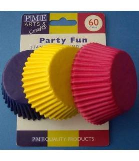 Comprar Pack 60 capsulas estandar party fun de Conideade