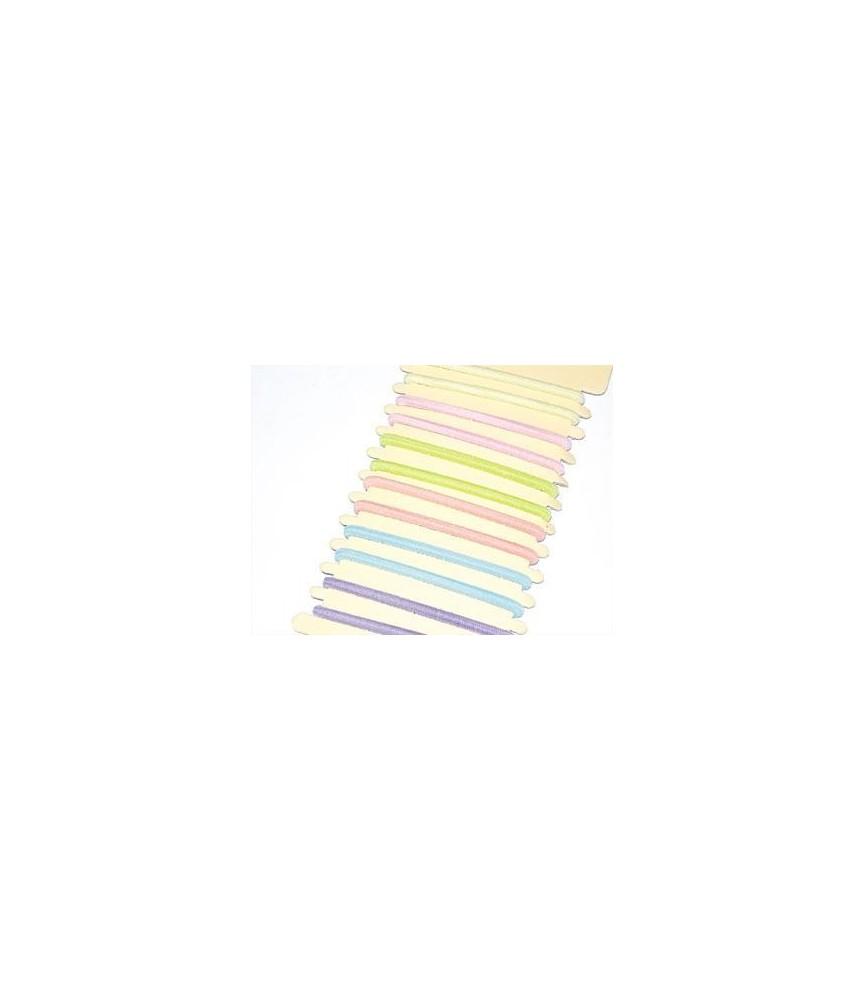 Pack 12 coleteros colores pastel