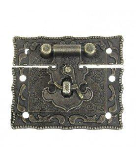 Comprar Cerradura cuadrada en bronce de Conideade