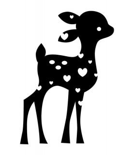 Comprar Sello acrilico Bambi de Conideade