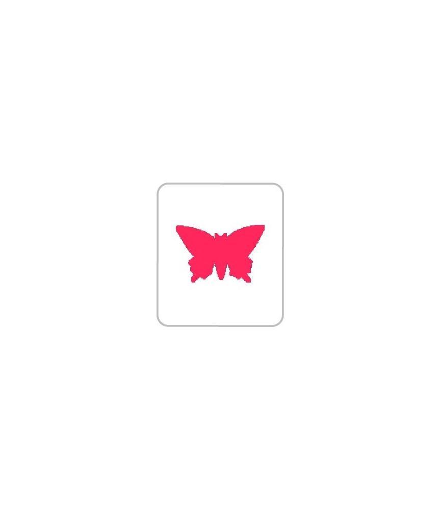 Perforadora de goma eva mariposa