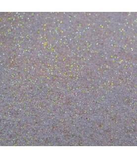 Comprar Hoja de fieltro purpurina gris de Conideade
