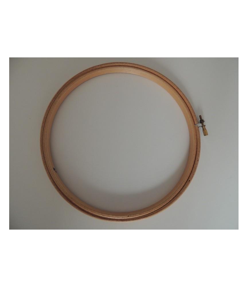 Bastidor de madera de 25 cm