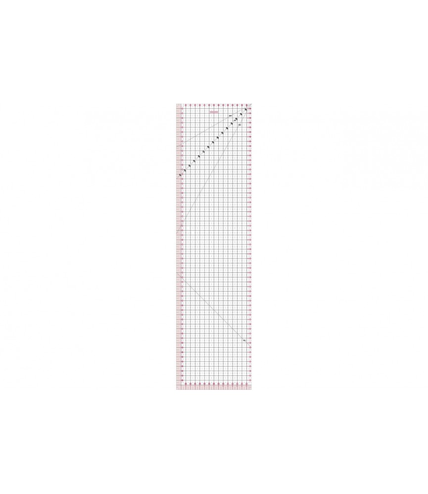 Regla patchwork Fiskars 15x60 cm