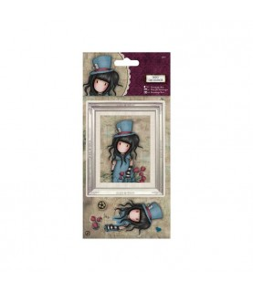 Pack mini decoupage gorjuss -The Hatter