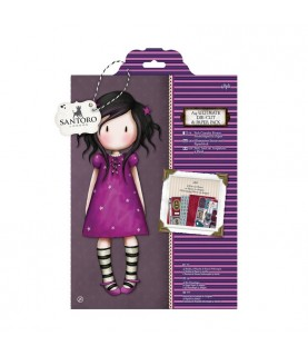 Pack 48 hojas A4 con Die-cut- new Gorjuss
