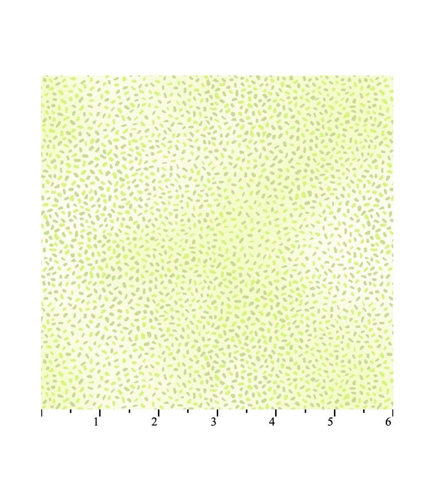 Tela harmony II petalos verde