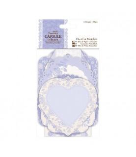 Pack 6 pegatinas Blondas capsule-french lavender
