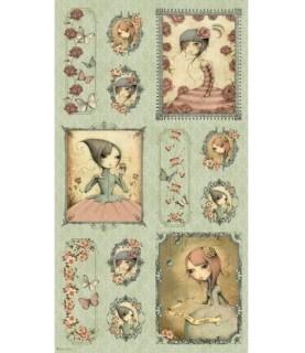 Panel Mirabelle 60 x 1,10 cm