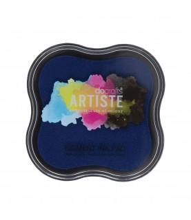 Tinta Ink Pad- Azul marino