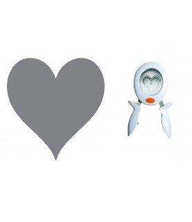 Comprar Troqueladora de en forma de corazon de Conideade