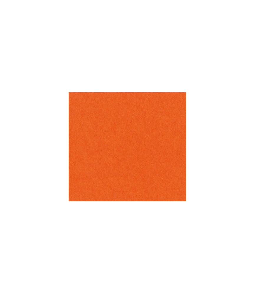 Papel scrap Bazzill basico mandarina
