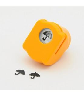 """Mini perforadora de figuras """"paraguas"""""""