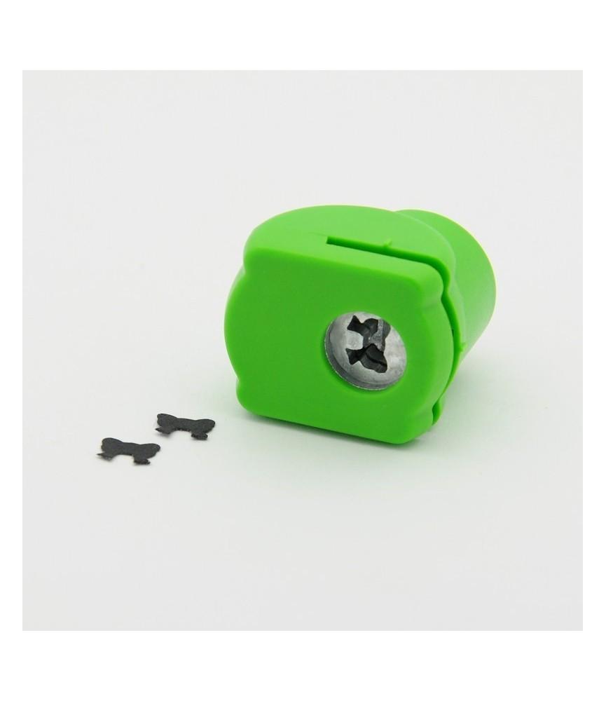 """Mini perforadora de figuras """"lazo"""""""
