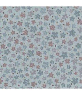 Comprar Tela algodón pocketful of daisies agua (08) de Conideade
