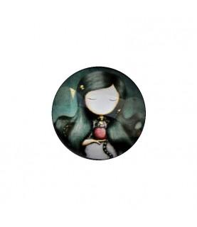 Comprar Cabuchon muñeca 25 mm mod 24 de Conideade