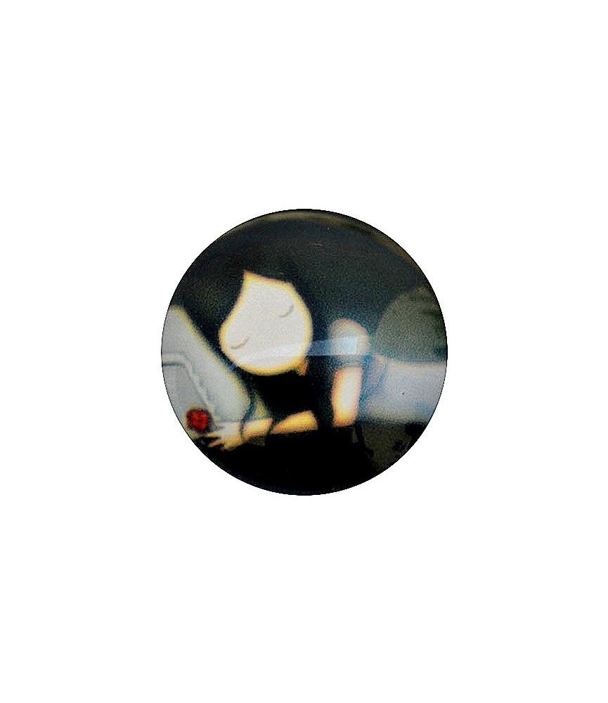 Cabuchon muñeca 25 mm mod 48