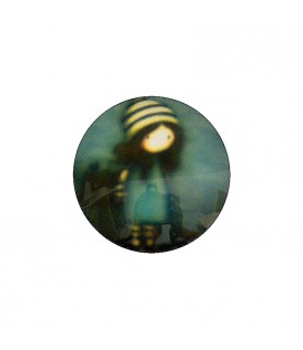 Cabuchon muñeca 25 mm mod 51