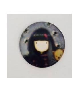 Comprar Cabuchon muñeca 25 mm mod 54 de Conideade