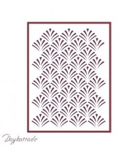 plantilla stencil DIN-A4 Mod 3116