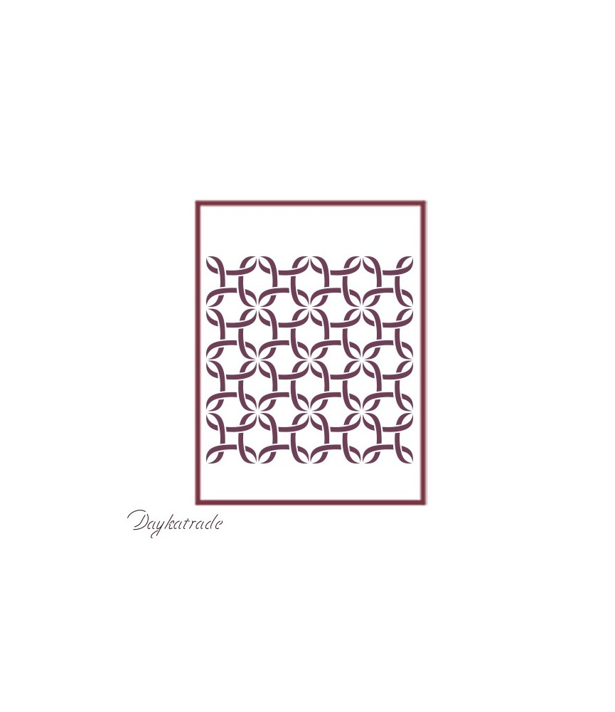 plantilla stencil DIN-A4 Mod 3121