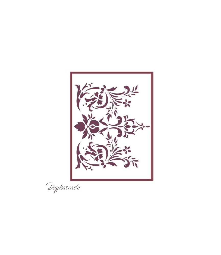 Plantilla stencil DIN-A4 Mod 3128