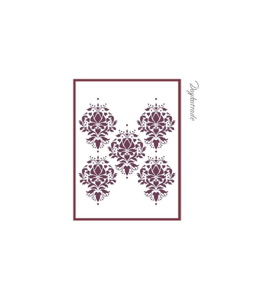 plantilla stencil DIN-A3 Mod 33074