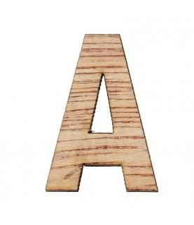 Comprar Letras de madera 3cm de Conideade