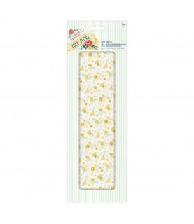 Pack 3 hojas para decorar – Yellow Wildflowers