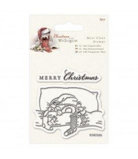 Comprar Sello transparente merry Christmas de Conideade