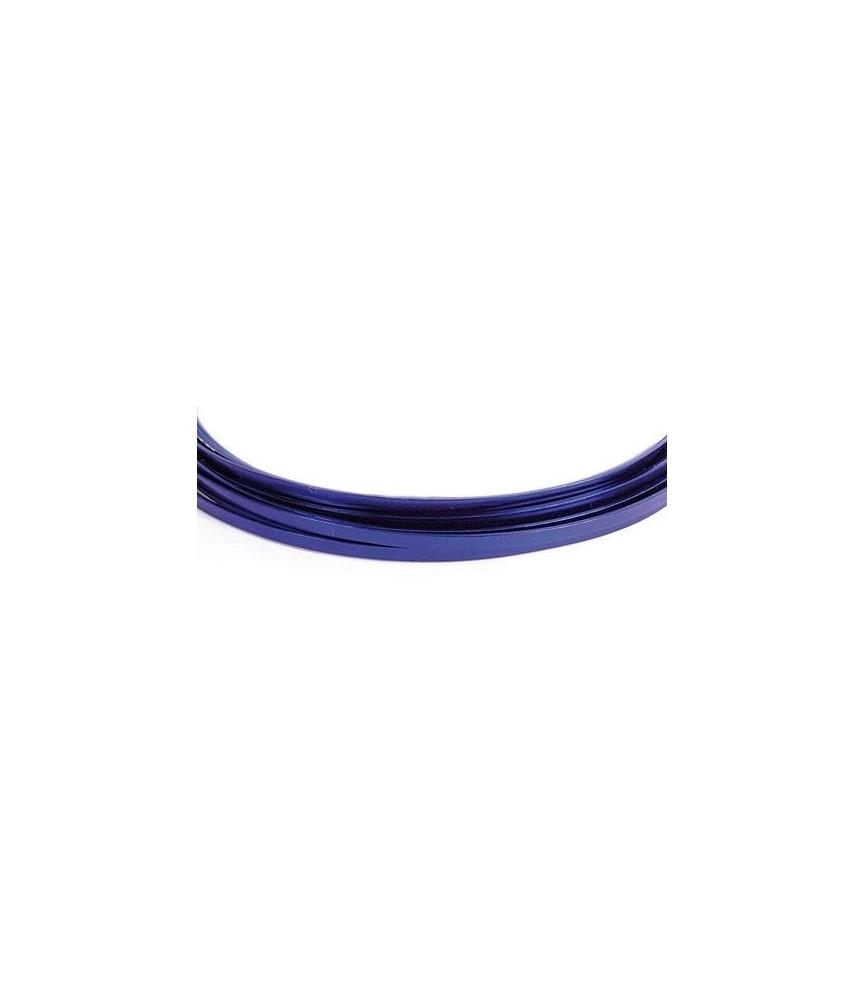alambre de aluminio plano de 5 mm