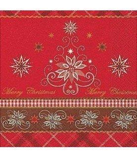Comprar Servilleta Alpine Christmas 33x33 cm de Conideade