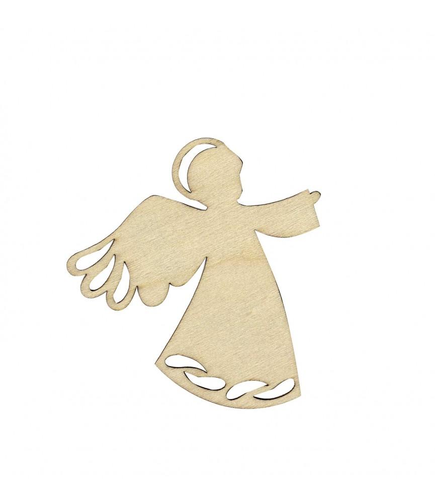 Pack 3 siluetas angel