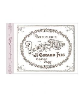 Imagen para transferir mod parfumerie A5